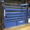 New Priefert panels and bucking chutes
