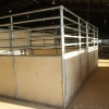 All stalls have electricity available and water in close proximity