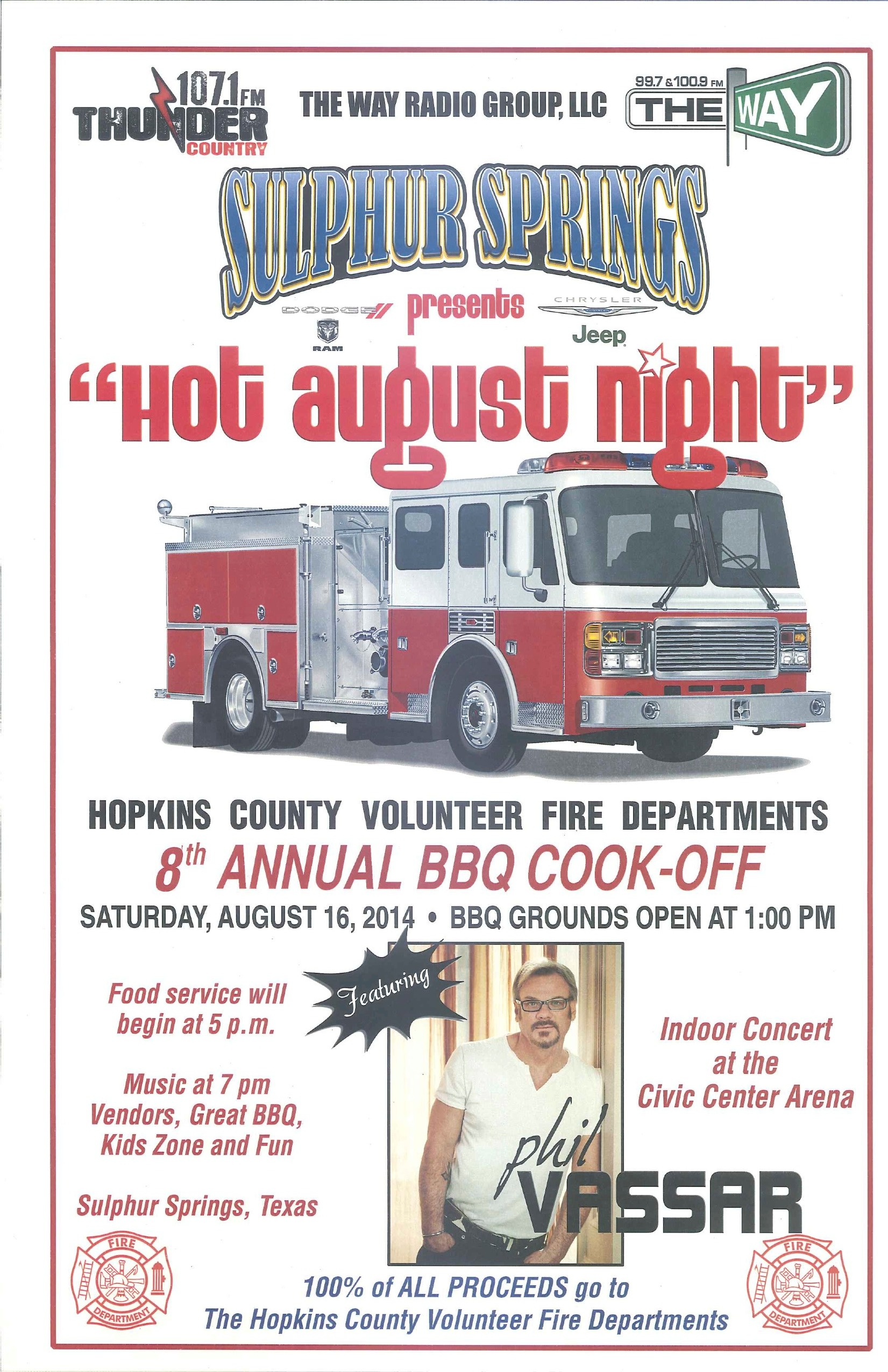 Hot August Nights Poster
